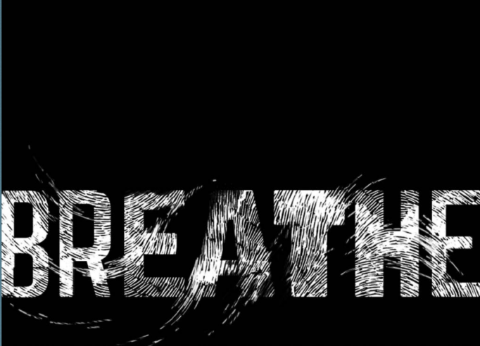 Title image for BREATHE, a multisensory experience.