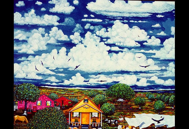 """Sister's Homestead,"" Jonathan Green."