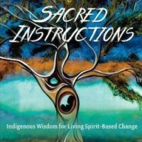 Cover of the book Sacred Instructions by Sherri Mitchell
